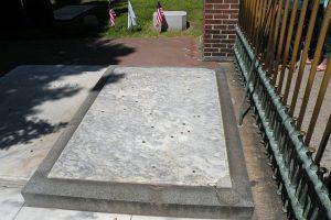 Franklin's Grave