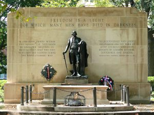 Washington Square – Unknown soldiers, yellow fever, body-snatching - Photo